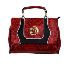 da06eda93 Bolsa confeccionada em couro ecológico com design animal print. Couro  Ecologico, Estilo Étnico,