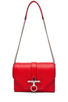 Object of my affection. (Obsedia with Chain in Red   Givenchy)