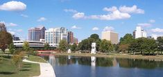 2nd Largest City ~ Downtown Huntsville, Alabama