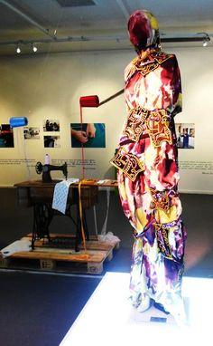 Expo Arroparte I Colección de Ropa Solidaria I Fundación Dr. Enrique Rossi I Octubre 2013