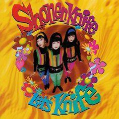 """Shonen Knife, """"Let's Knife"""" (1993)"""