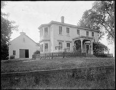 Deborah Sampson's home