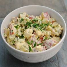 The Best American-Style Potato Salad - Three Many Cooks