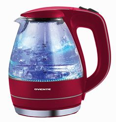 Ovente KG83R Red 1.5L Glass Electric Kettle Ovente http://www.amazon.com/dp/B00I32GN08/ref=cm_sw_r_pi_dp_7.kRub1RKMQ7S