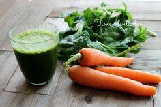 Estratto 61 carote spinaci