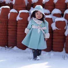 Petit Marchons - Southe Korea - Alice coat