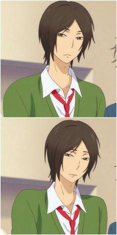 SO CUTE. Anime Boys, Anime W, Hot Anime Guys, Kawaii Anime, Kiss Him Not Me, Sanrio Danshi, Cool Anime Pictures, Anime Guys With Glasses, Kissing Him