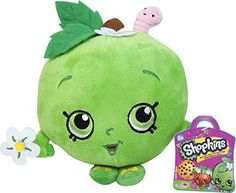 Shopkins Apple 8'' Plush - Galactic Toys & Collectibles - 2
