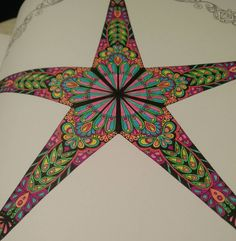 """""""Starfish done now just the boarder to go, but will have to wait, too tired now. #lostocean"""""""