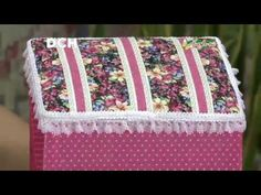Costurero de la Abuela Ideas Para, Dyi, Youtube, Sewing Projects, Sewing Box, Paper, Scrappy Quilts, Organizers, Milk Jars
