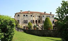 Villa Godi (arch. Palladio), Italy, Veneto   #TuscanyAgriturismoGiratola