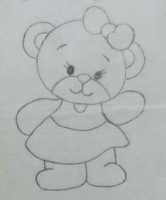 Risultati immagini per riscos patch aplique Felt Patterns, Applique Patterns, Applique Designs, Embroidery Designs, Teddy Bear Patterns, Art Drawings Sketches, Disney Drawings, Easy Drawings, Baby Embroidery