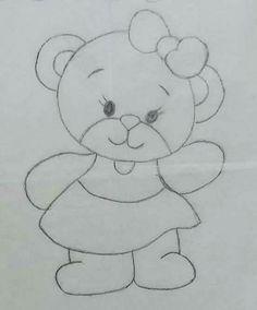 Risultati immagini per riscos patch aplique Art Drawings For Kids, Art Drawings Sketches Simple, Disney Drawings, Drawing For Kids, Easy Drawings, Drawing Ideas, Felt Patterns, Applique Patterns, Applique Designs