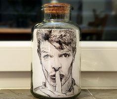 Ilustre envasado, Bowie