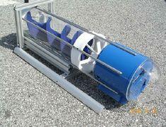 Wood pellet fueled Stirling engine generator set