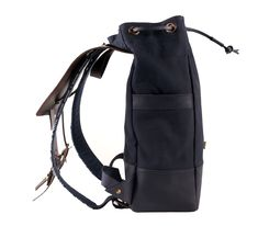 Discover Mexican Culture Through our unique Backpacks Handcraft item Materials: Genuine Long Lasting Durable Leather, Handmade Natural Leather, Metal Buckles, loom made in Chiapas. Includes a repair kit for the leather