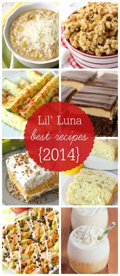 Top Lil' Luna Posts of 2014