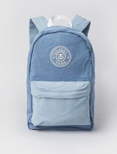 Stussy Backpacks, Hip Packs/Fanny Packs, and Bags for Men and Women Denim Backpack, Fashion Backpack, Stussy Women, Herschel Heritage Backpack, Personal Style, Backpacks, Sneakers, Fashion Design, School Stuff