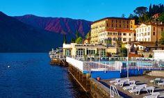 Groupon - Lago di Como, Grand Hotel Britannia Excelsior - Una notte all inclusive, ingresso Lido da 89 € per 2 persone a Griante (Como). Prezzo Groupon: €89