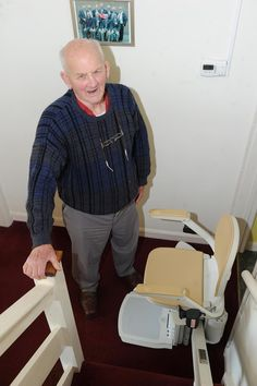 Jungle war veteran to donate £6,500 stairlift to Gurkhas (From South Wales Argus)