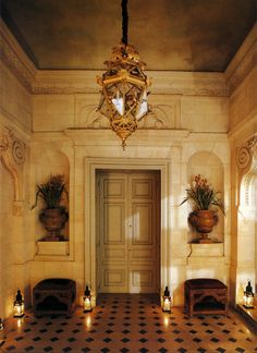 18th century Marais mansion