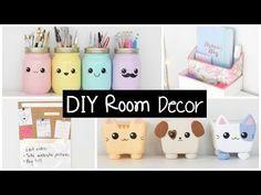 diy room decor and organization easy and inexpensive Easy Diy Room Decor, Diy Wall Decor, Home Decor, Cool Diy, Nim C, Paper Room Decor, Room Decorations, Diy Mason Jar Lights, Mason Jars