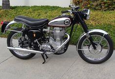 1957 BSA Goldstar