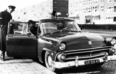 Toen de politie nog echte auto's had!