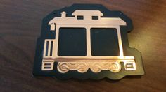 Check out this item in my Etsy shop https://www.etsy.com/listing/243498163/coppercraft-guild-train-picture-frame