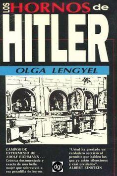 Los hornos de Hitler Olga Lengyel portada