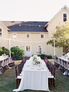 Black and Gold Oregon Wedding at David Hill Winery - MODwedding