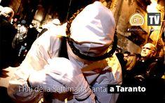 I Riti della Settimana Santa a Taranto: ecco il programma 2014 della Confraternita dell'Addolorata e S.Domenico