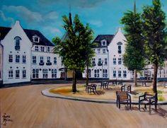 De Veste in Brandevoort in Helmond.