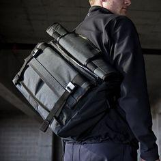 Mission Workshop VX Messenger Bags // AP Series - Rummy