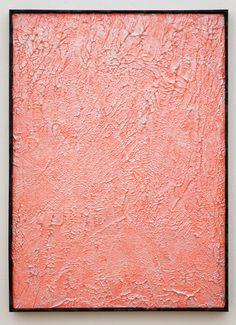 "heathwest: "" Roman Liška Untitled (Mars II), 2012 Pigment, acrylic texturizer and lacquer on canvas 85 x 61 cm "" Roman, Art Techniques, Art Education, Monochrome, Art Pieces, Texture, Mars, Artwork, Painting"