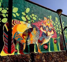 Street Art..by Gleo in Mexico City (LP)