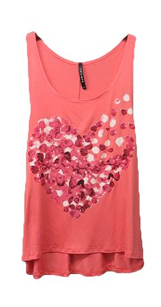 Valentine's Inspired Tank Top