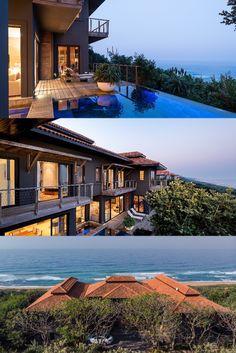 Zimbali Beachfront Splendour Coastal, Mansions, House Styles, Board, Places, Home Decor, Decoration Home, Manor Houses, Room Decor