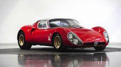 ❦ Alfa Romeo Tipo 33 Stradale (by Auto Clasico)
