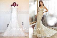 Robin Y11554 | Custom Dream Gowns | Wedding Dresses & Bridal Gowns