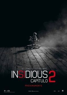 Watch Insidious: Chapter 2 Full Movie Streaming HD
