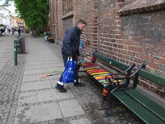 Photo: urban art interaction, køge, denmark by kalevkevad, via Flickr