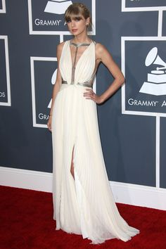 10 Looks We Loved At Last Night's Grammys #refinery29 http://www.refinery29.com/grammy-dresses#slide-7