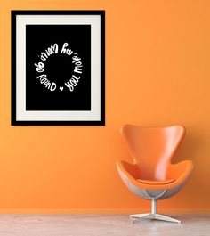 $45.00 + delivery  Image of You Make My World Go Round - Black