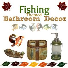 fishing themed bathroom decor bathroom fishing