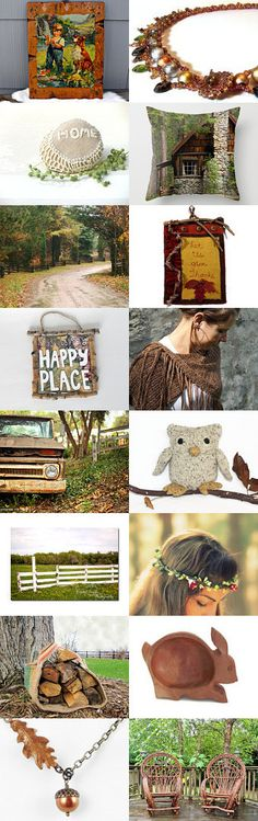 This Is My Happy Place by Nancy and Tania on Etsy--Pinned with TreasuryPin.com