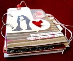 Scrapbook our love story together.