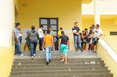 Mais de 10,2 mil faltaram às provas da Polícia Militar e gabarito sai na tarde desta segunda-feira | Tô de Olho Em Você