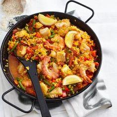 Reept: Paella