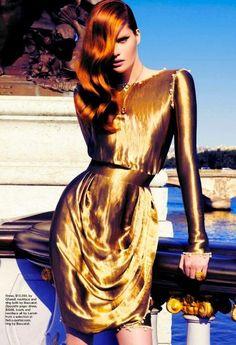 Leo - Vogue Australia - http://www.simplysunsigns.com/